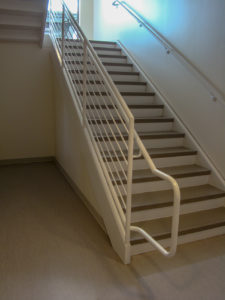 Tarkett Stair Treads - Diamond Pattern