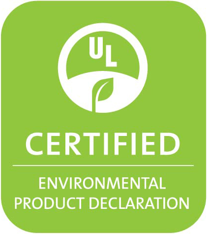 Epd R Badge Certified Green Leaf