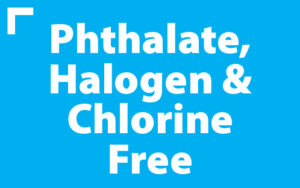 Cert Icon Phthalate Halogen Chlorine Free