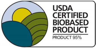 Cert Icon Usda Certified Biobased