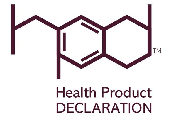 Cert Icon Health Product Declaration Logo