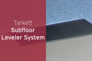 Thumb Playbook Tarkett Subfloor Leveler System