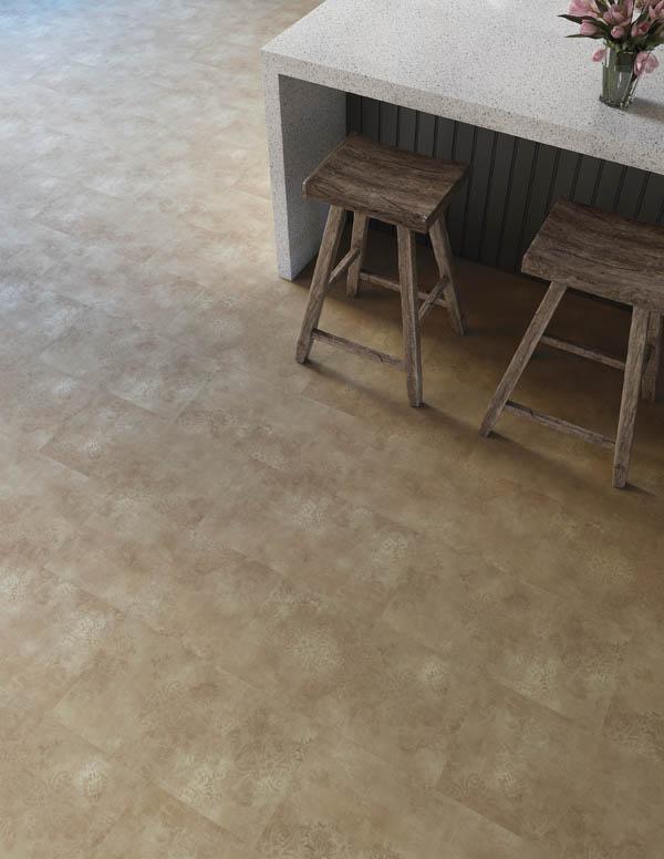 Nst433 Nst433 Hdc Stenciled Concrete Linen Rs Vign