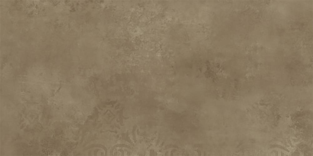 Stenciled Concrete Linen