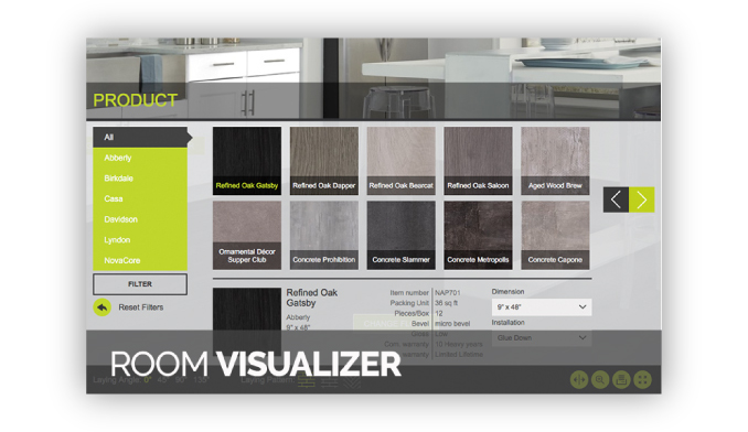 Novafloor Room Visualizer 1