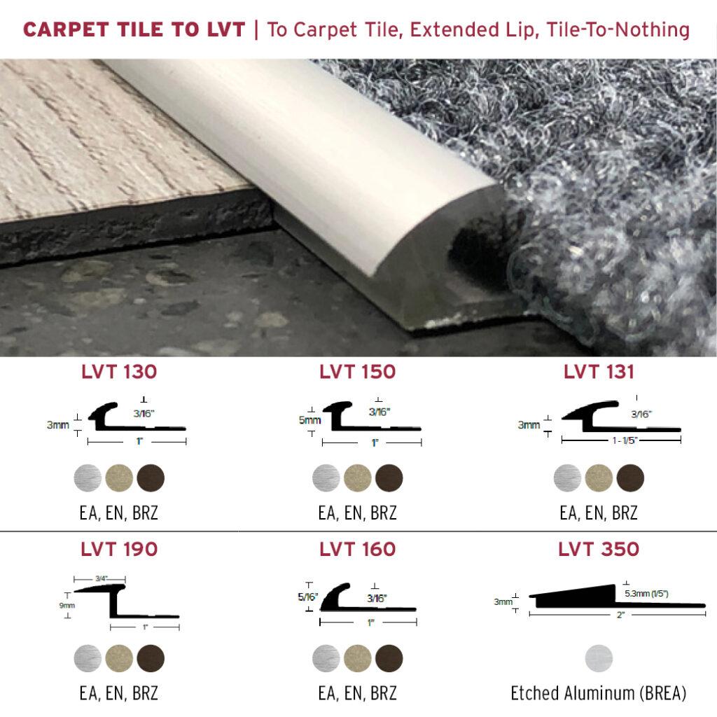 Carpet Tile To Lvt 1