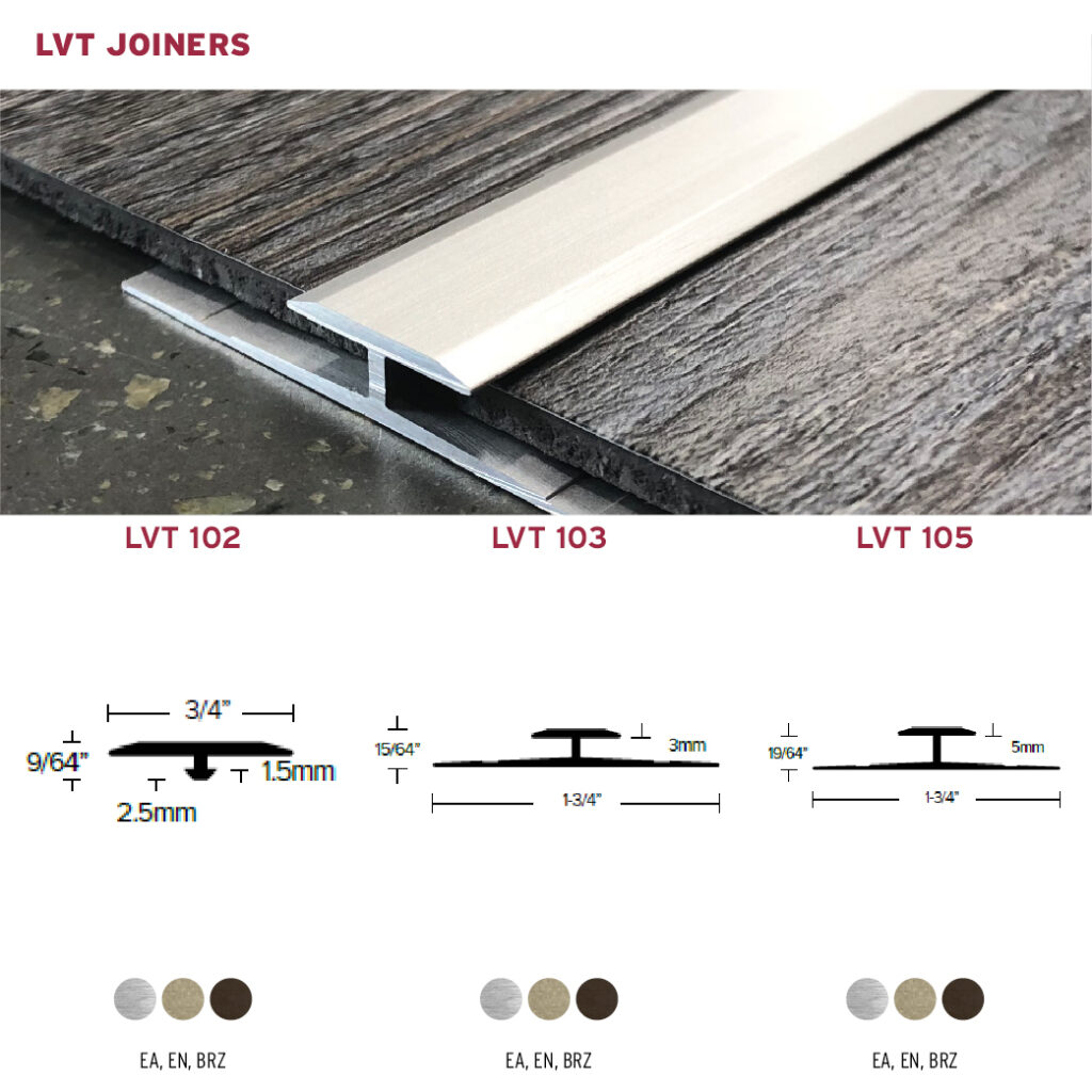 Lvt Joiners
