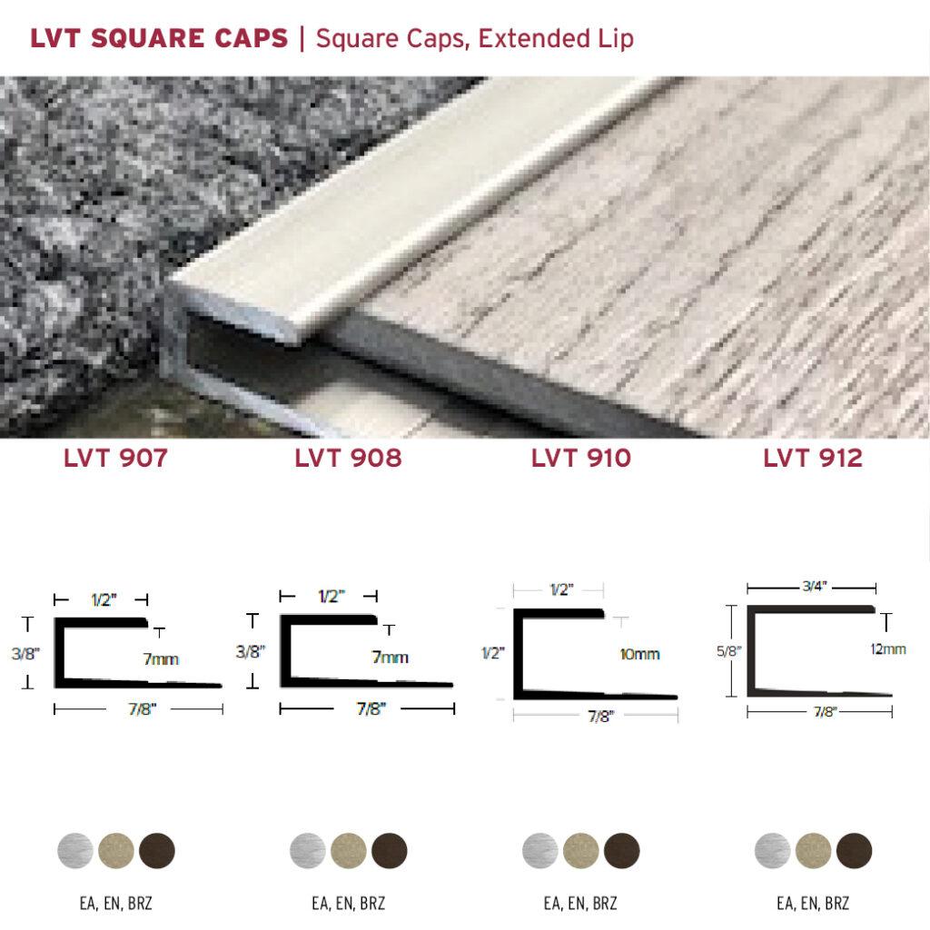 Square Caps 2